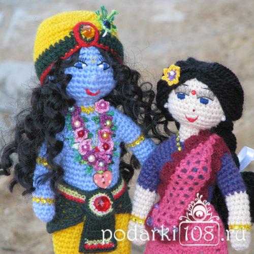 Кукла Маленький Кришна — непобедимый герой