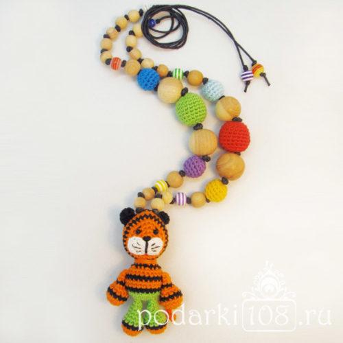 Слингобусы с тигром