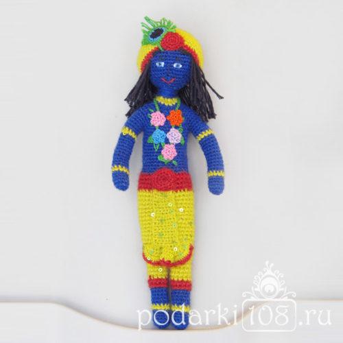 Кукла Маленький Кришна - непобедимый герой