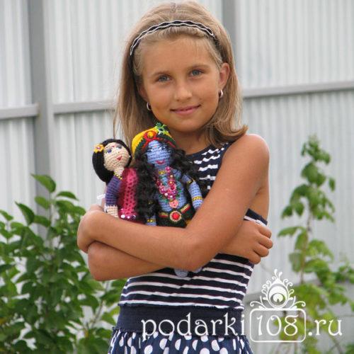 Кукла Кришна