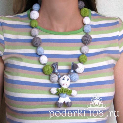 Слингобусы с куклой Девочка