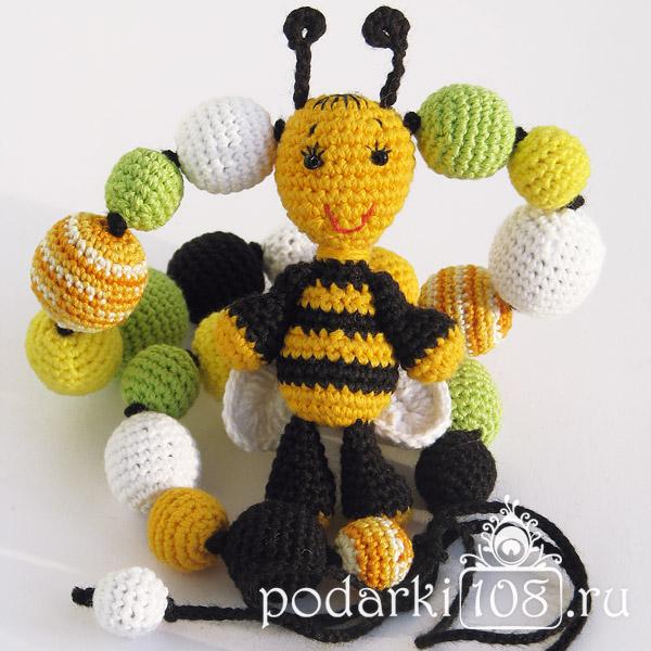 Слингобусы с игрушкой Пчелка Майа