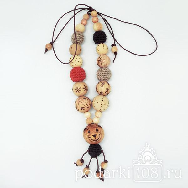 Слингобусы с игрушкой Мишка Косолапый