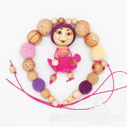 Слингобусы с игрушкой Кукла Алла