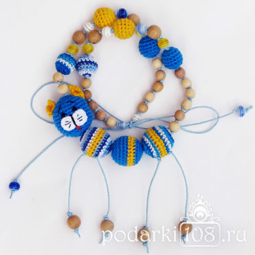 Слингобусы с игрушкой Кот Василек