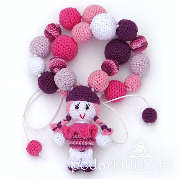 Слингобусы с игрушкой Кукла Соня