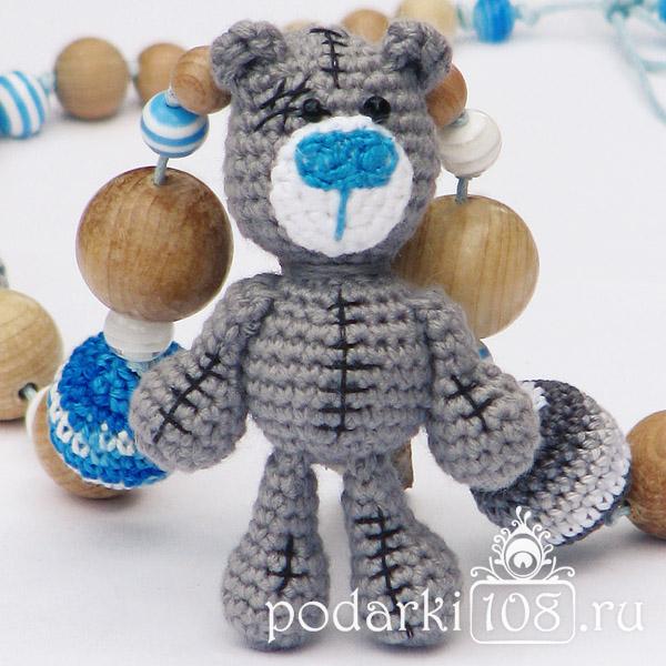 Слингобусы с игрушкой Мишка Тедди