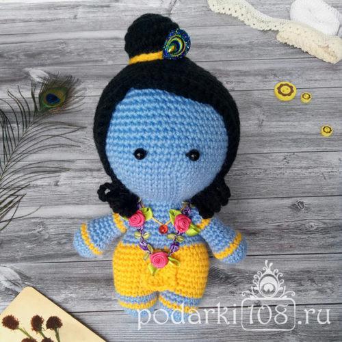 Кукла Кришна малыш