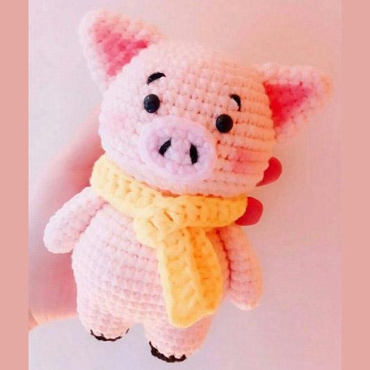 Мастер класс свинка