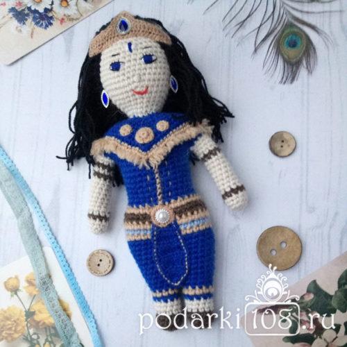 Кукла Вязаный Шани дев купить